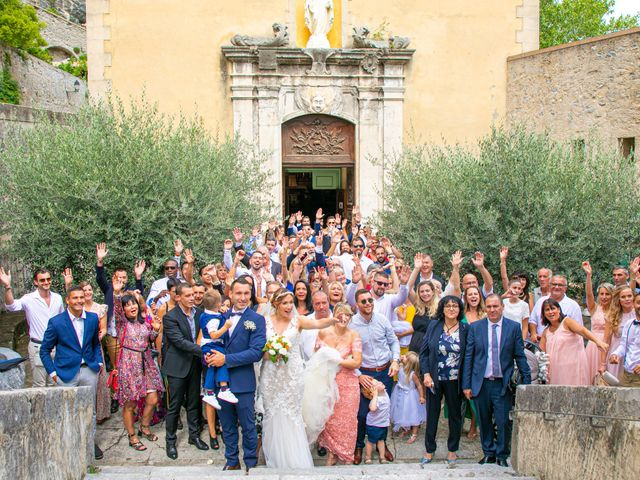 Le mariage de Julien et Déborah à Entrevaux, Alpes-de-Haute-Provence 77