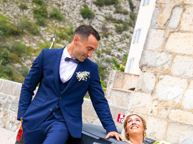 Le mariage de Julien et Déborah à Entrevaux, Alpes-de-Haute-Provence 84