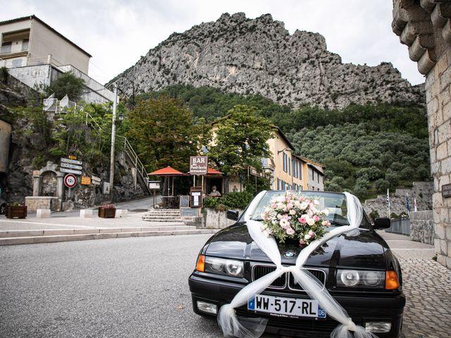 Le mariage de Julien et Déborah à Entrevaux, Alpes-de-Haute-Provence 86