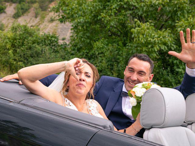 Le mariage de Julien et Déborah à Entrevaux, Alpes-de-Haute-Provence 87
