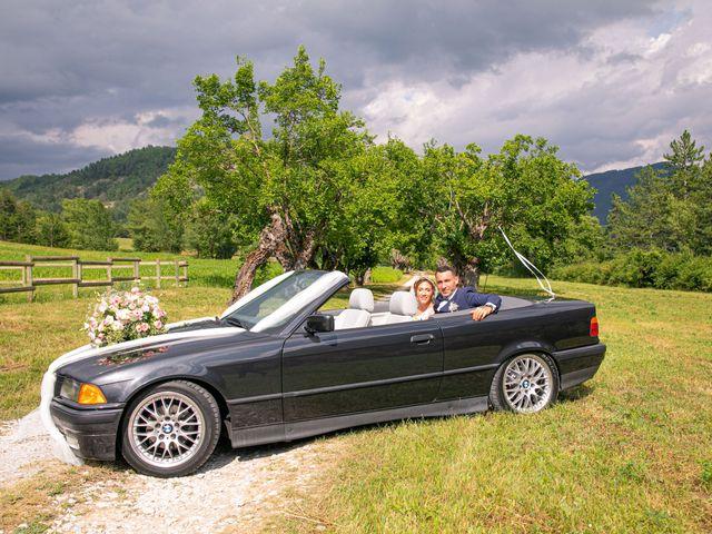 Le mariage de Julien et Déborah à Entrevaux, Alpes-de-Haute-Provence 88