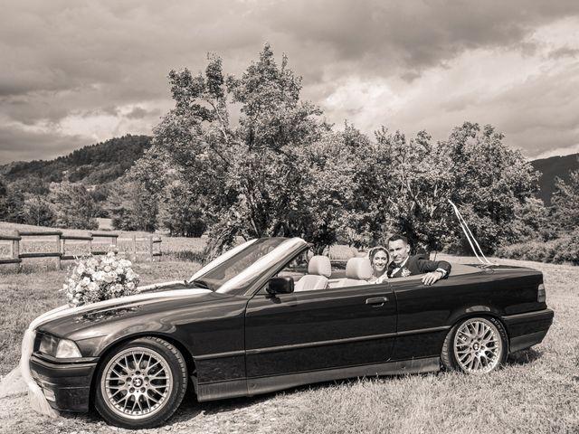 Le mariage de Julien et Déborah à Entrevaux, Alpes-de-Haute-Provence 90