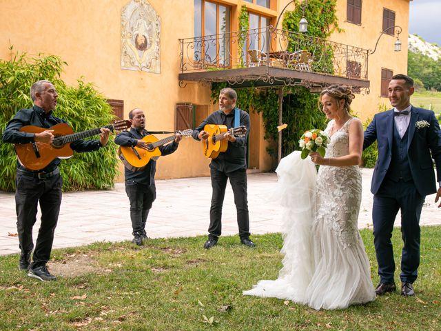 Le mariage de Julien et Déborah à Entrevaux, Alpes-de-Haute-Provence 93