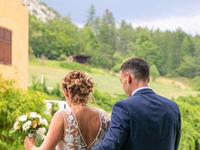 Le mariage de Julien et Déborah à Entrevaux, Alpes-de-Haute-Provence 94