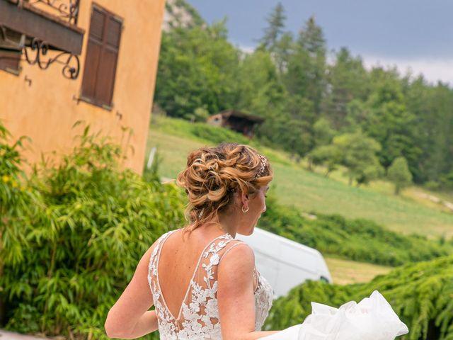 Le mariage de Julien et Déborah à Entrevaux, Alpes-de-Haute-Provence 95