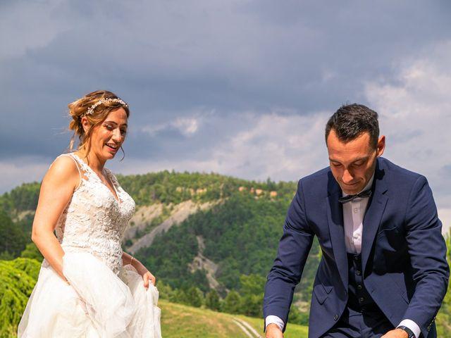 Le mariage de Julien et Déborah à Entrevaux, Alpes-de-Haute-Provence 96