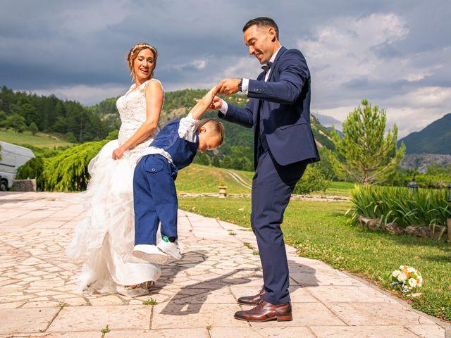 Le mariage de Julien et Déborah à Entrevaux, Alpes-de-Haute-Provence 97