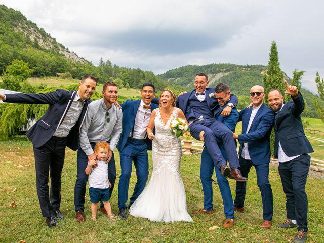 Le mariage de Julien et Déborah à Entrevaux, Alpes-de-Haute-Provence 99
