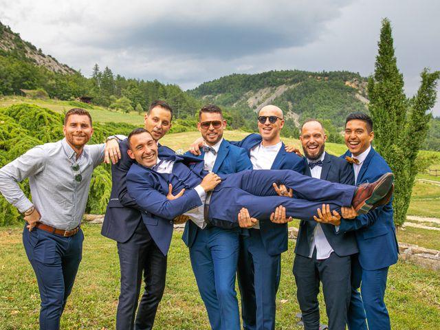 Le mariage de Julien et Déborah à Entrevaux, Alpes-de-Haute-Provence 100
