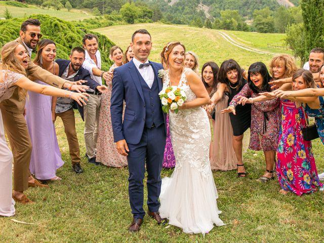 Le mariage de Julien et Déborah à Entrevaux, Alpes-de-Haute-Provence 102