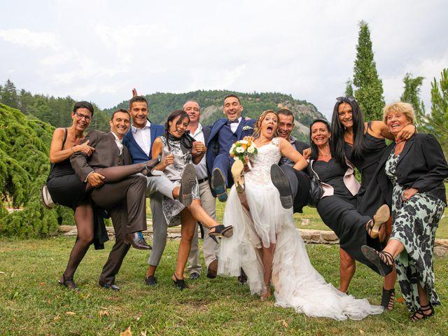 Le mariage de Julien et Déborah à Entrevaux, Alpes-de-Haute-Provence 103