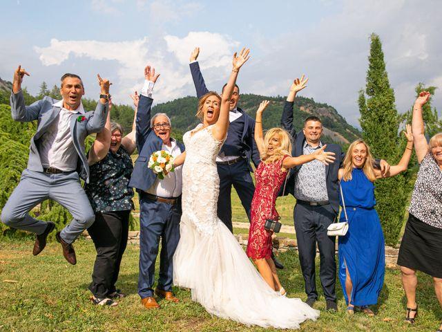 Le mariage de Julien et Déborah à Entrevaux, Alpes-de-Haute-Provence 105