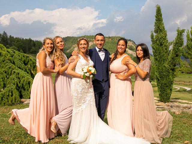 Le mariage de Julien et Déborah à Entrevaux, Alpes-de-Haute-Provence 107