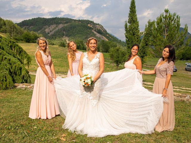 Le mariage de Julien et Déborah à Entrevaux, Alpes-de-Haute-Provence 108