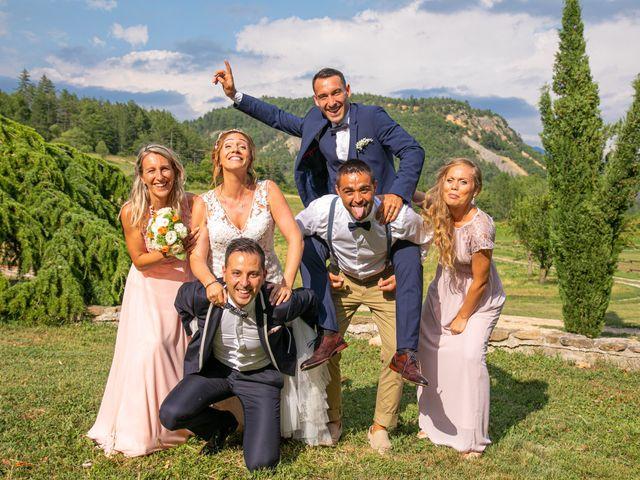 Le mariage de Julien et Déborah à Entrevaux, Alpes-de-Haute-Provence 113