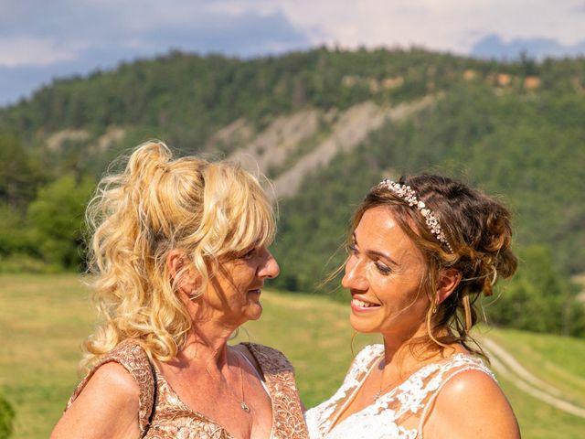 Le mariage de Julien et Déborah à Entrevaux, Alpes-de-Haute-Provence 114