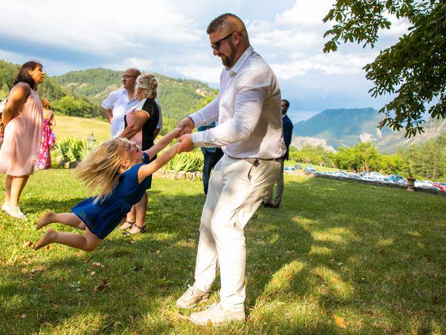 Le mariage de Julien et Déborah à Entrevaux, Alpes-de-Haute-Provence 128