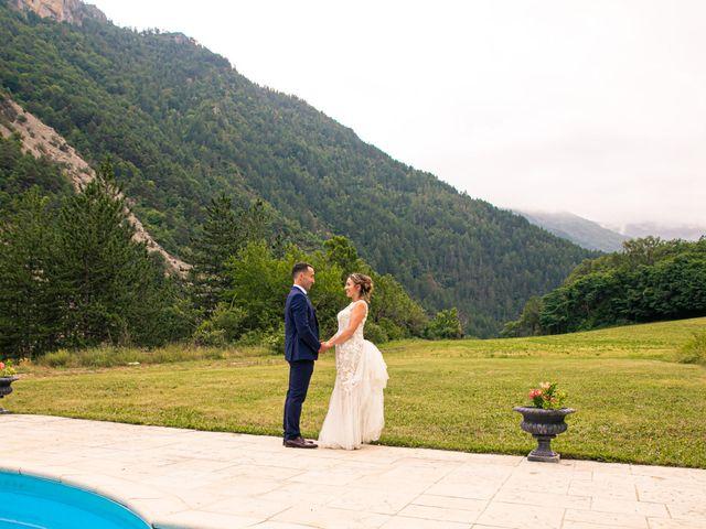 Le mariage de Julien et Déborah à Entrevaux, Alpes-de-Haute-Provence 141