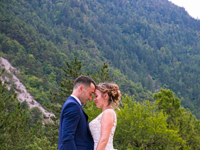 Le mariage de Julien et Déborah à Entrevaux, Alpes-de-Haute-Provence 142
