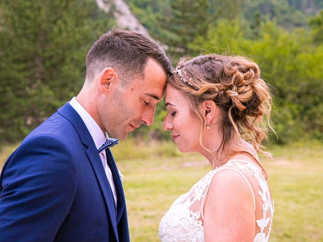 Le mariage de Julien et Déborah à Entrevaux, Alpes-de-Haute-Provence 143
