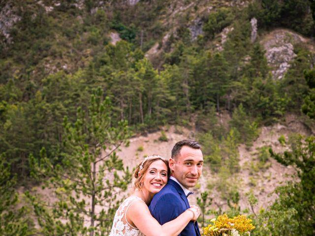 Le mariage de Julien et Déborah à Entrevaux, Alpes-de-Haute-Provence 149