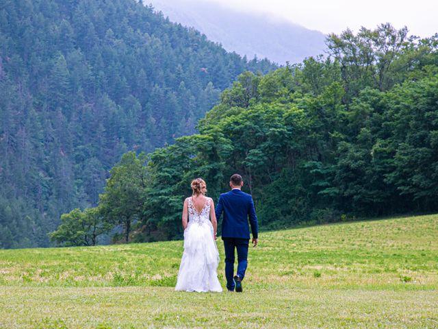 Le mariage de Julien et Déborah à Entrevaux, Alpes-de-Haute-Provence 150