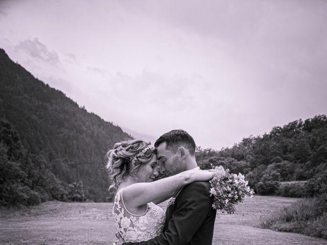 Le mariage de Julien et Déborah à Entrevaux, Alpes-de-Haute-Provence 152