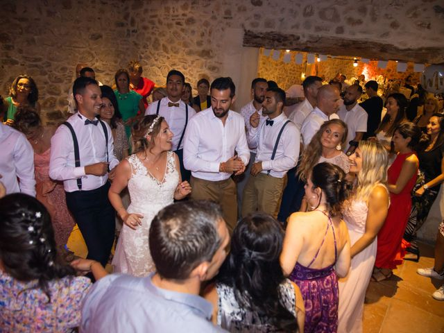 Le mariage de Julien et Déborah à Entrevaux, Alpes-de-Haute-Provence 165