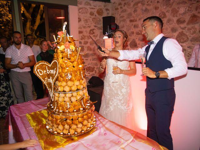Le mariage de Julien et Déborah à Entrevaux, Alpes-de-Haute-Provence 180