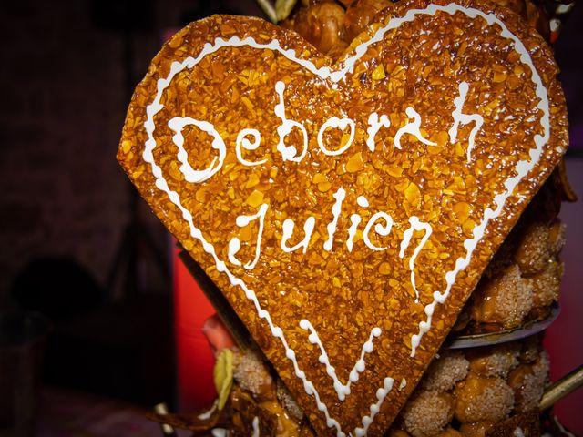 Le mariage de Julien et Déborah à Entrevaux, Alpes-de-Haute-Provence 183