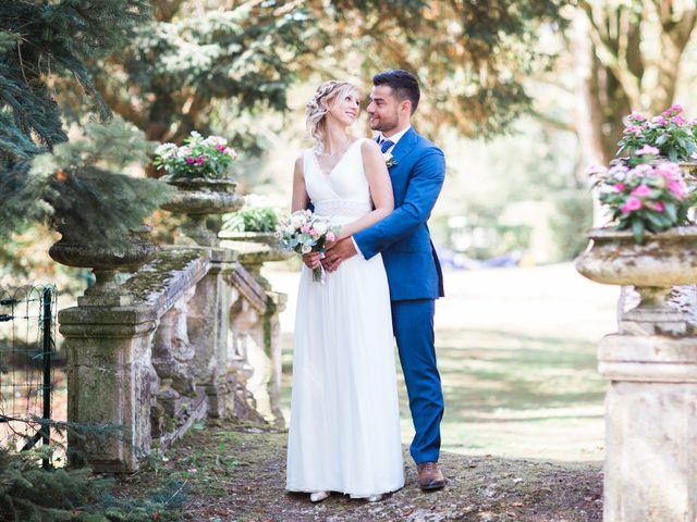 Le mariage de Romain et Coralie à Chatte, Isère 2