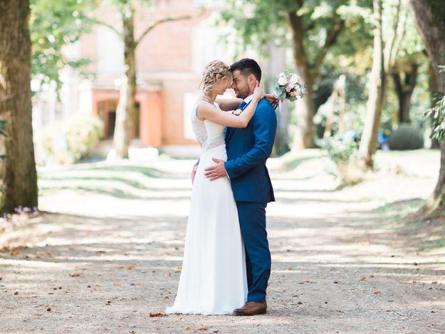 Le mariage de Romain et Coralie à Chatte, Isère 5