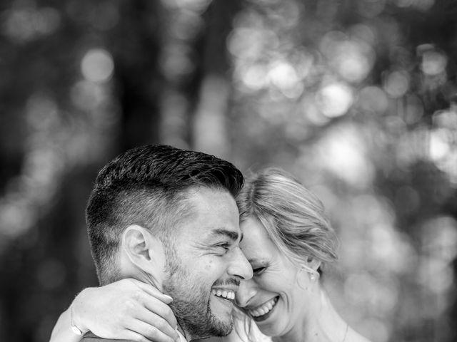 Le mariage de Romain et Coralie à Chatte, Isère 10