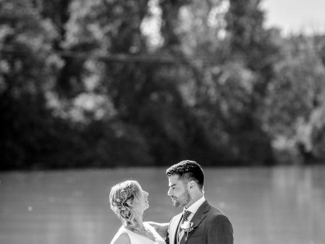 Le mariage de Romain et Coralie à Chatte, Isère 11