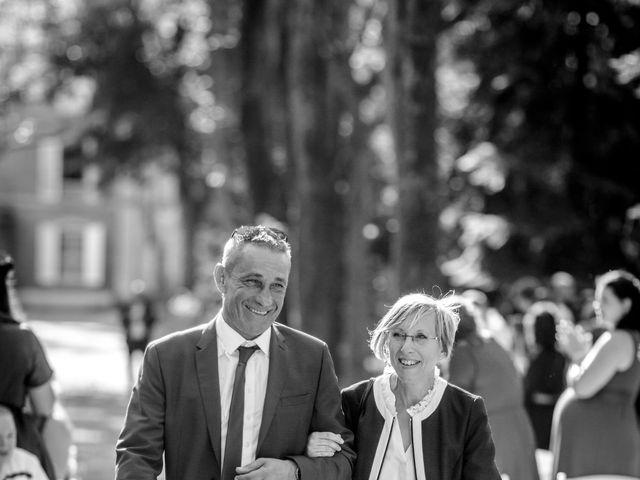 Le mariage de Romain et Coralie à Chatte, Isère 14