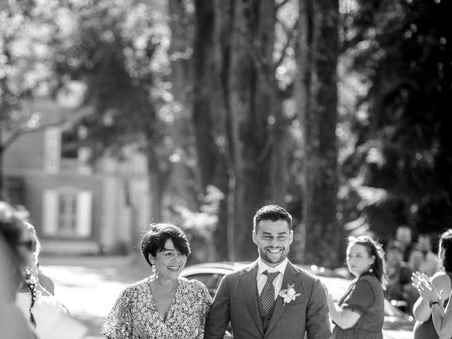 Le mariage de Romain et Coralie à Chatte, Isère 15