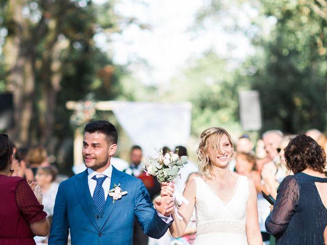Le mariage de Romain et Coralie à Chatte, Isère 16