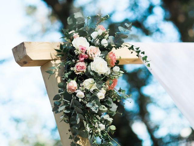 Le mariage de Romain et Coralie à Chatte, Isère 17