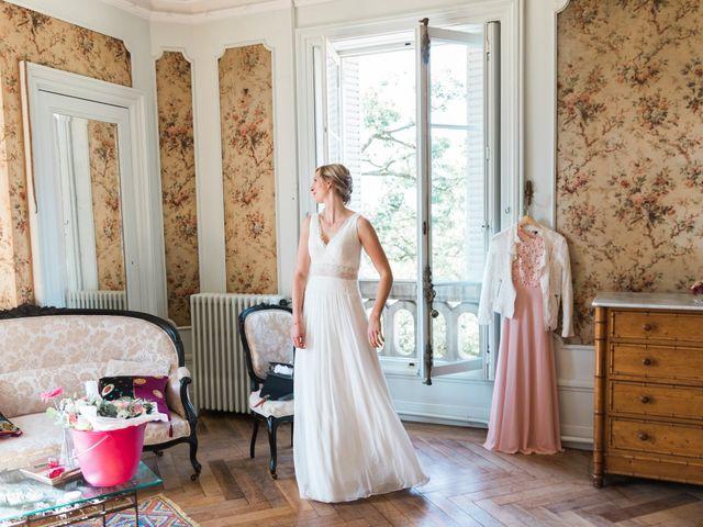 Le mariage de Romain et Coralie à Chatte, Isère 21