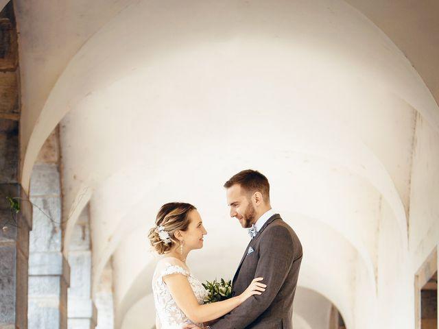 Le mariage de Quentin et Alexandra à Besançon, Doubs 15