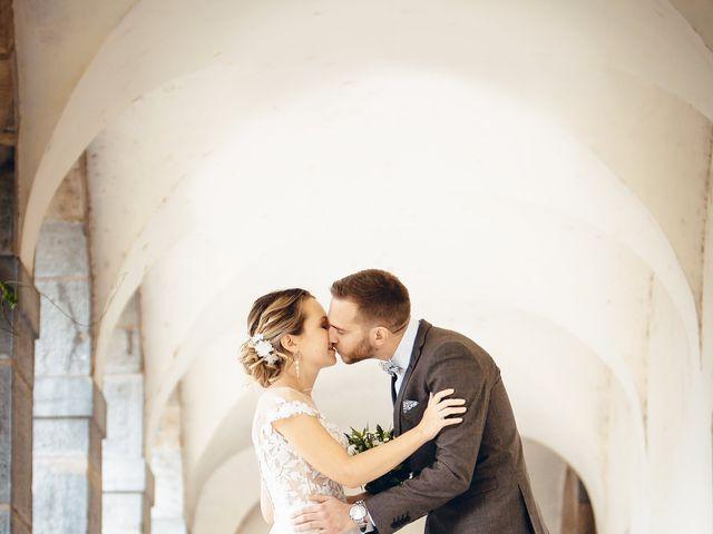 Le mariage de Quentin et Alexandra à Besançon, Doubs 16
