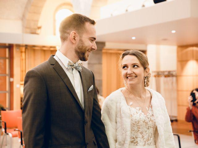Le mariage de Quentin et Alexandra à Besançon, Doubs 21