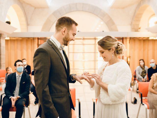 Le mariage de Quentin et Alexandra à Besançon, Doubs 22