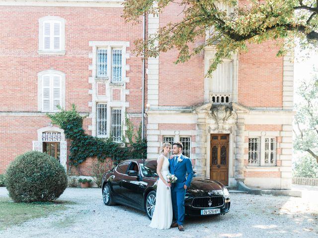 Le mariage de Romain et Coralie à Chatte, Isère 26