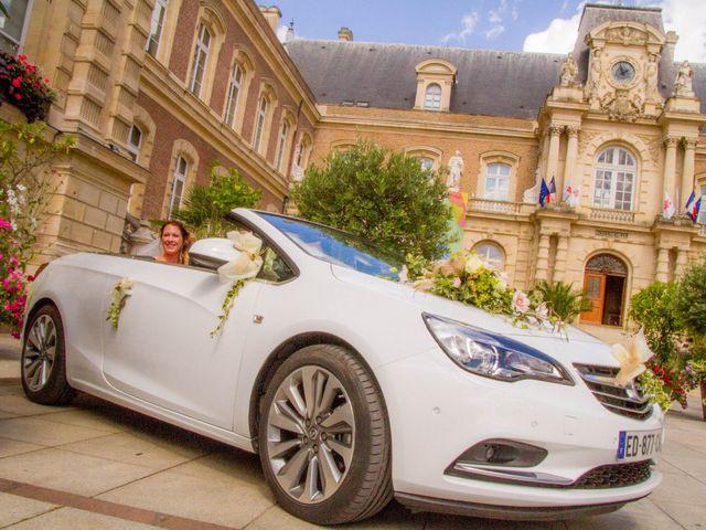 Le mariage de Teddy et Fanny à Valenciennes, Nord 24