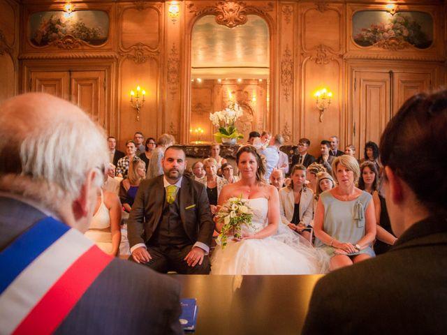 Le mariage de Teddy et Fanny à Valenciennes, Nord 41