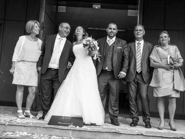 Le mariage de Teddy et Fanny à Valenciennes, Nord 78