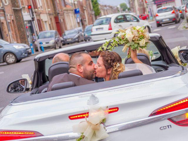 Le mariage de Teddy et Fanny à Valenciennes, Nord 80