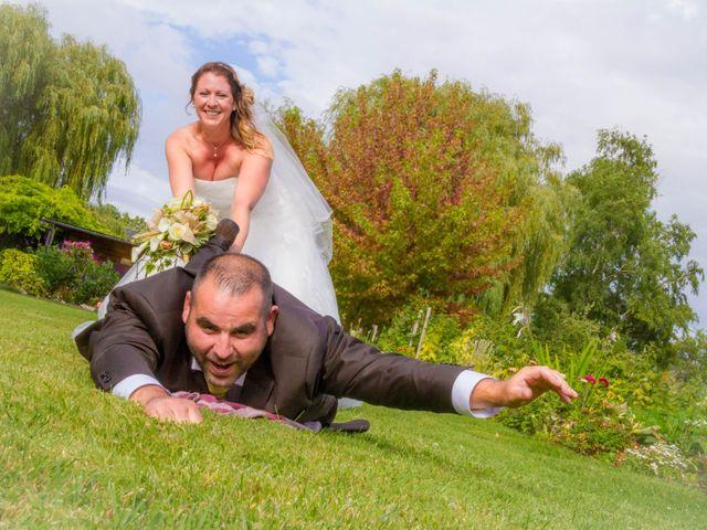 Le mariage de Teddy et Fanny à Valenciennes, Nord 1