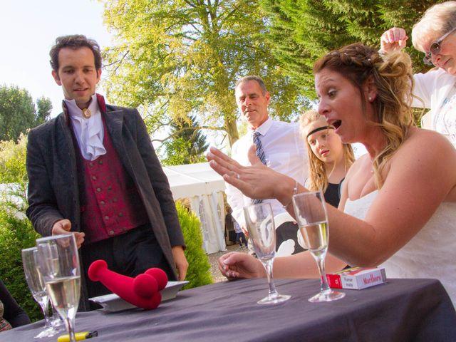 Le mariage de Teddy et Fanny à Valenciennes, Nord 101